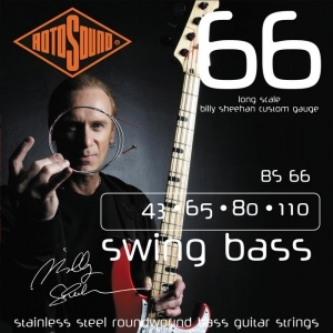 Rotosound BS66 Billy Sheehan Signature 43-110