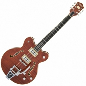 Gretsch G6609TFM Players Edition Broadkaster Bourbon St.