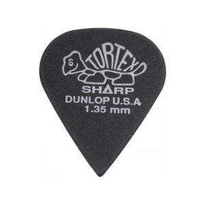Dunlop 412R 1.35 Tortex Sharp