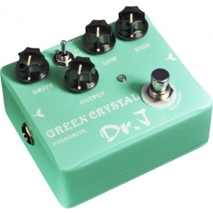 Joyo Dr J 50 Green Crystal Overdrive