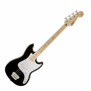Squier Bronco Bass MN Black