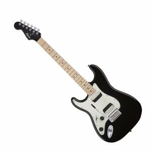 Squier Contemporary Stratocaster HH LH MN Black Metallic