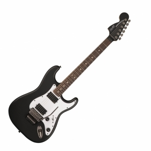 Squier Contemporary Active Stratocaster HH RW Flat Black