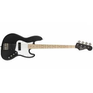 Squier Contemporary Active Jazz Bass HH MN Flat Black