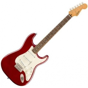 Squier Classic Vibe 60 Stratocaster Candy Apple Red