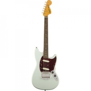 Squier Classic Vibe 60s Mustang Sonic Blue