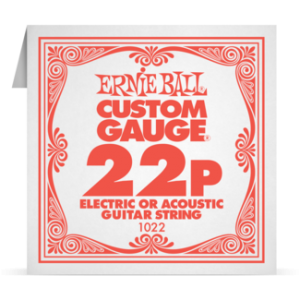 Ernie Ball SINGLE PLAIN STEEL 022 szálhúr