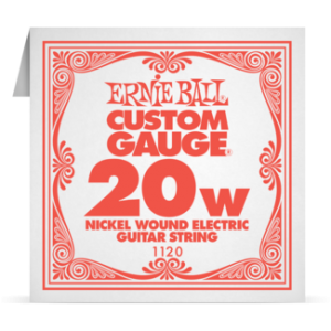 Ernie Ball SINGLE NICKEL WOUND 020 szálhúr
