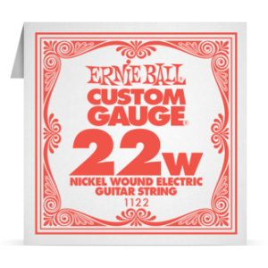 Ernie Ball SINGLE NICKEL WOUND 022 szálhúr
