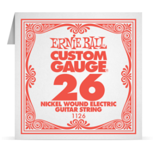Ernie Ball SINGLE NICKEL WOUND 026 szálhúr