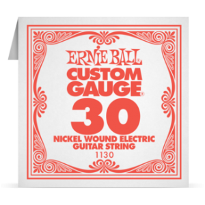 Ernie Ball SINGLE NICKEL WOUND 030 szálhúr