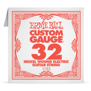 Ernie Ball SINGLE NICKEL WOUND 032 szálhúr