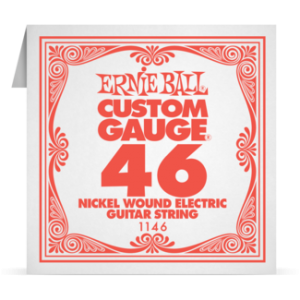 Ernie Ball SINGLE NICKEL WOUND 046 szálhúr