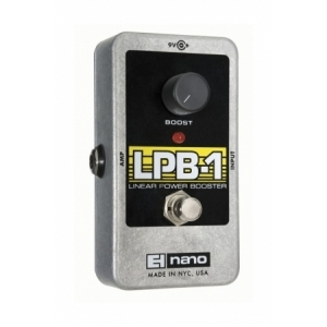 Electro Harmonix LPB-1 Nano Linear Power Booster
