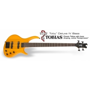 Epiphone Toby Deluxe-IV Bass TAS