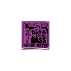 Ernie Ball 2831 NICKEL WOUND POWER SLINKY BASS 55-110