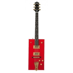 Gretsch G6138 Bo Diddley Firebird Red