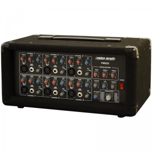 Voice Kraft PM62D Powermixer 2x75W/4Ohm, effekt