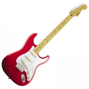 Squier Classic Vibe Stratocaster 50 MN Fiesta Red
