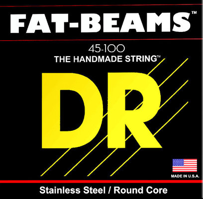 DR Strings Fat Beams Stainless 045-100
