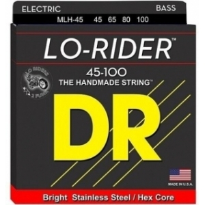 DR Strings Lo-Rider Medium Lite