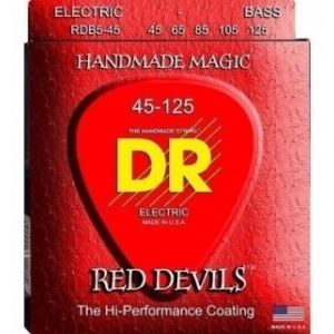 DR Strings RDB5 45