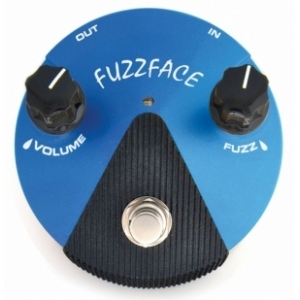 Dunlop FFM 1 Silicon Fuzz Face Mini Distortion