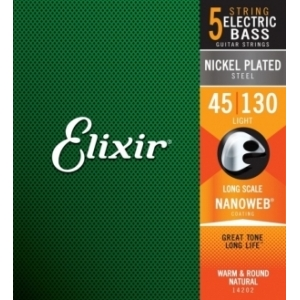 Elixir 14202 NanoWeb 45-130 Light