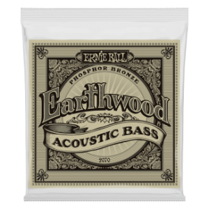 Ernie Ball 2070 Earthwood 45-95 akusztikus basszus húr
