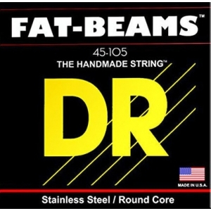 DR Strings Fat Beams Stainless 045-105