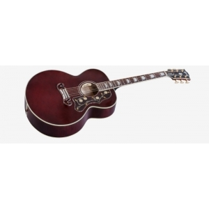 Gibson SJ-200 Standard Maple Wine Red