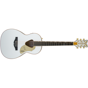 Gretsch G5021WPE Rancher Penguin Parlor White