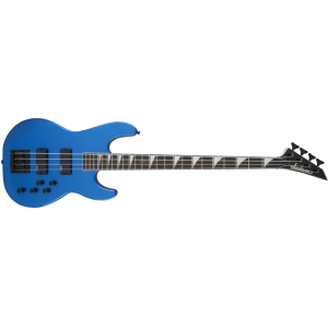 Jackson Concert Bass JS3 Metallic Blue