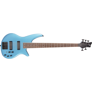 Jackson Spectra Bass SBX V Electric Blue