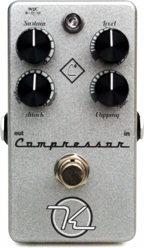 Keeley C4-COMPRESSOR