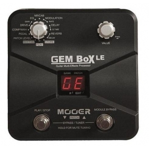 MOOER GEM Box LE