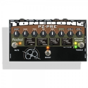 Radial PZ-Pre Acoustic Instrument Preamp