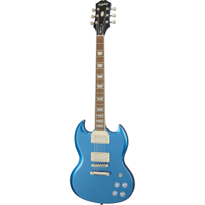 Epiphone SG Muse Radio Blue Metallic