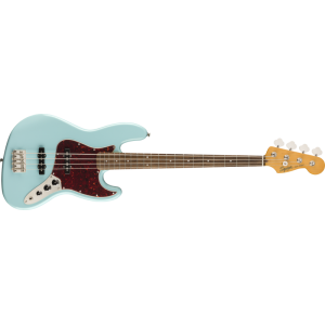Squier Classic Vibe '60s Jazz Bass Daphne Blue