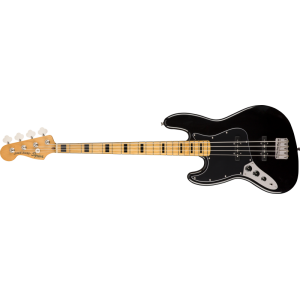 Squier Classic Vibe '70s Jazz Bass Left-Handed Black