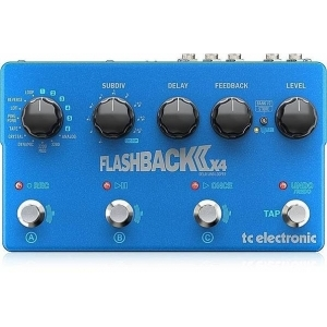 TC Electronic Flashback 2X4