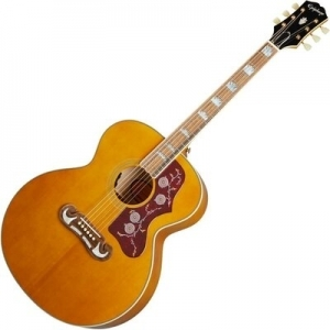 Epiphone J-200 Aged Natural Antique Gloss