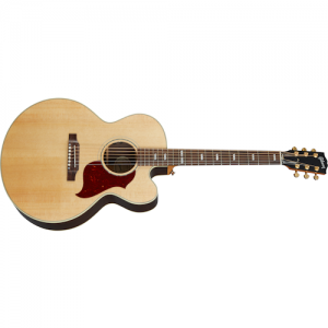 Gibson J-185 EC Modern Rosewood Antique Natural